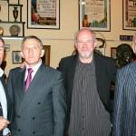 2006 Roeselare, Wielermuseum (met Hennie Kuiper, Freddy Maertens en Joop Zoetemelk)