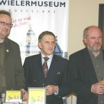 2006 Roeselare, voorstelling Het perfecte Verzet (met uitgever Geert Vandenbon en Freddy Maertens)