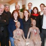 2010 Keerbergen, Poëzieprijs (met o.a. Sylvie Marie, Rik Dereeper en Ann Van Dessel)