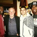 2011 Brugge, La Cerveza (met Carlos 'Rudy' Wilson, Nuno Reis en Renato Neto)