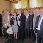 2011 Brugge, voorstelling boek Jules Verriest (met o.a. Han Grijzenhout, Carlos Desteur, Urbain Braet, Dirk Beheyt, Morten Olsen en John Bogaert)