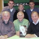2011 Lichtervelde, Cercle-avond (met Jules Verriest, Luc Goutry, Karel Van Roose en Lucas Van Eenoo)