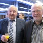 2011 Lichtervelde, Gilbert Desmet 80 (met Yvo Molenaars)