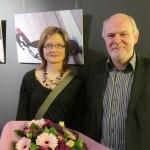 2012 Torhout, opening tentoonstelling 'Koers!' (met Grace Verbeke)