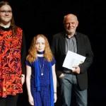 2014 Lanaken, Hilarion Thans Poëzieprijs (met de laureaten bij de jeugd)