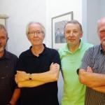 2015 Maastricht, Velovino (met Paul Rigolle, Frans Budé en Miel Vanstreels)