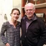 2015 Roeselare, Wielermuseum (met Marianne Vos)