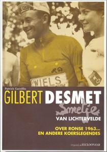 sportboeken cover Gilbert Desmet